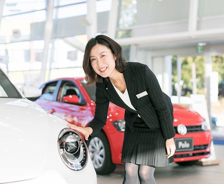 キャス 郁美 Simple Cool 茨城フォレスト Volkswagen公式ディーラー茨城フォレスト Volkswagen公式ディーラー